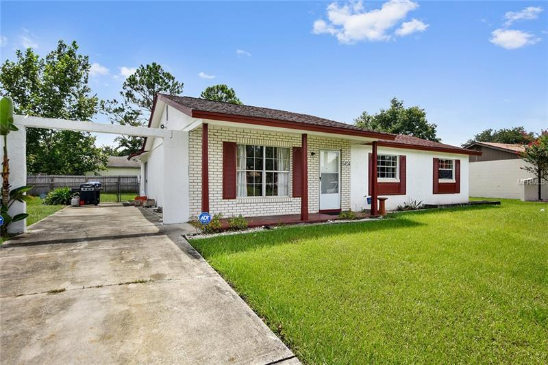 Awesome 4 Bed 2 Bath Home In Orlando For 165 500 Home Interior And Landscaping Transignezvosmurscom
