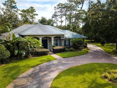 Orlando Single Family Home For Sale: 4200 Chuluota Road
