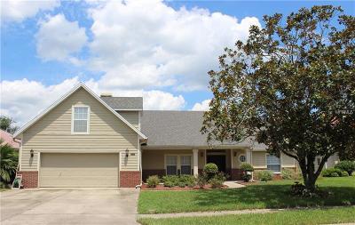 Debary Single Family Home For Sale: 257 Hazeltine Drive