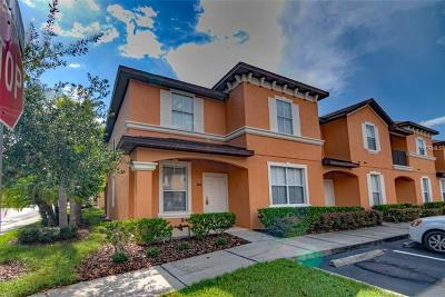 Kissimmee Townhouse For Sale: 2700 Camaro Drive
