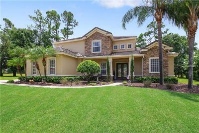 Lake Mary Single Family Home For Sale: 1093 Walnut Woods Place
