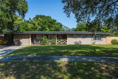 Winter Park FL Single Family Home For Sale: $336,000