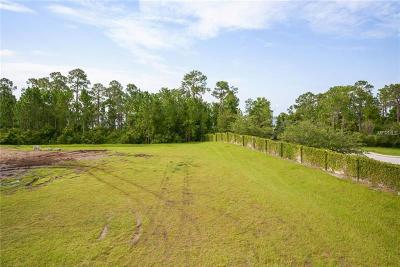 Residential Lots & Land For Sale: 8506 Lake Nona Shore Drive