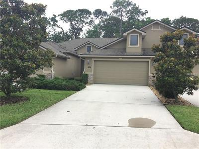 Ormond Beach Townhouse For Sale: 1327 Hansberry Lane