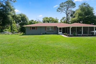 Mount Dora Single Family Home For Sale: 1516 Crestview Drive