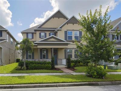 Winter Garden Single Family Home For Sale: 8007 Rail Street
