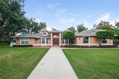 Apopka Single Family Home For Sale: 1585 Skye Court