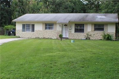 Orlando Single Family Home For Sale: 3250 Wallington Drive