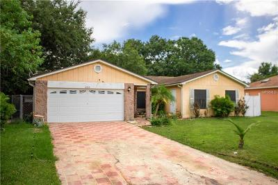 Kissimmee Single Family Home For Sale: 258 Chadworth Drive