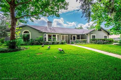 Winter Springs FL Single Family Home For Sale: $450,000