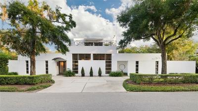 Winter Park Single Family Home For Sale: 446 Melrose Avenue