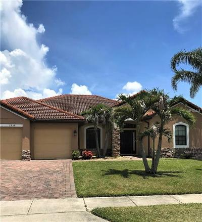 Kissimmee Single Family Home For Sale: 2838 Scenic Lane