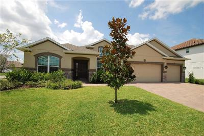 Oviedo Single Family Home For Sale: 1674 Tea Olive Way