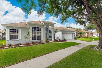 Orlando Single Family Home For Sale: 3673 Crescent Park Boulevard