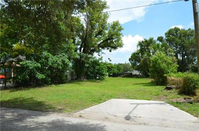 Orlando Residential Lots & Land For Sale: 1708 E Jersey Avenue