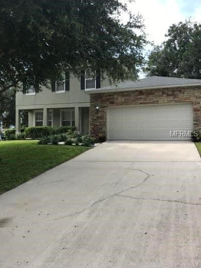 Apopka Single Family Home For Sale: 1495 Lexington Parkway