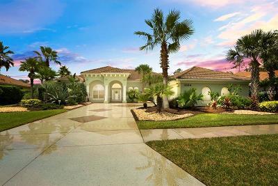 New Smyrna Beach Single Family Home For Sale: 3584 Maribella Drive