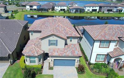 Single Family Home For Sale: 10814 Citron Oaks Drive