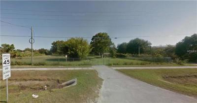 Kissimmee Residential Lots & Land For Sale: 1891 Ham Brown Road