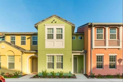 Davenport Townhouse For Sale: 386 Captiva Drive