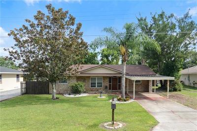 mount dora Single Family Home For Sale: 1260 Simpson Lane