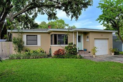 Orlando Single Family Home For Sale: 15 W Preston Street