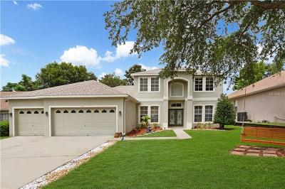 Debary Single Family Home For Sale: 245 Englenook Drive