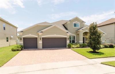 Saint Cloud Single Family Home For Sale: 4965 Cypress Hammock Drive