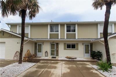 New Smyrna Beach Townhouse For Sale: 4203 S Atlantic Avenue #A2