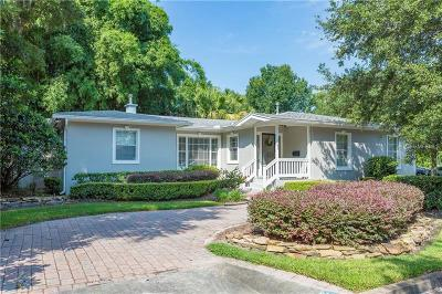 Winter Park Single Family Home For Sale: 1189 N Park Avenue