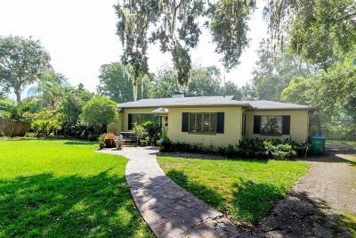 Winter Park Single Family Home For Sale: 120 Trismen Terrace