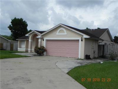Orlando Single Family Home For Sale: 7840 Anbury Court