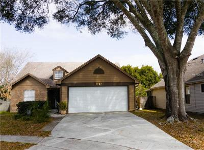 Lake Mary Single Family Home For Sale: 2223 Barkwood Court