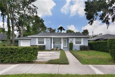Orlando Single Family Home For Sale: 3216 N Orange Avenue