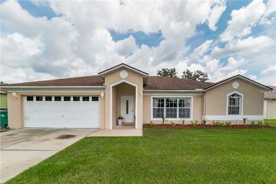Kissimmee Single Family Home For Sale: 503 Oak Branch Circle
