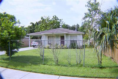 Orlando Single Family Home For Sale: 4438 W Gore Avenue