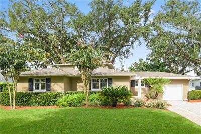 Orlando Single Family Home For Sale: 1310 Belleaire Circle