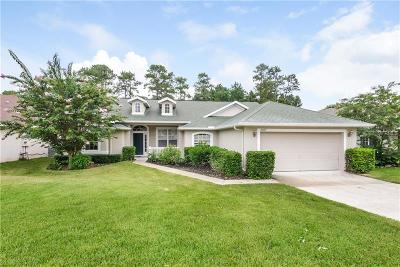 Mount Dora Single Family Home For Sale