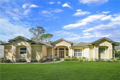 Winter Springs Single Family Home For Sale: 1784 Otisco Way
