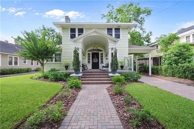 Orlando Single Family Home For Sale: 632 E Amelia Street