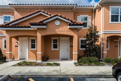 Kissimmee FL Townhouse For Sale: $289,997