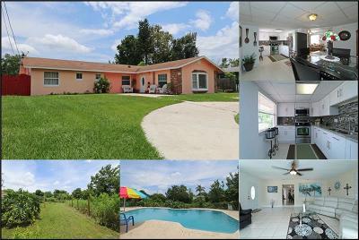 Orlando FL Single Family Home For Sale: $258,000