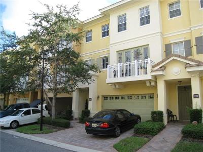 Lake Mary Townhouse For Sale: 1005 Bolton Place