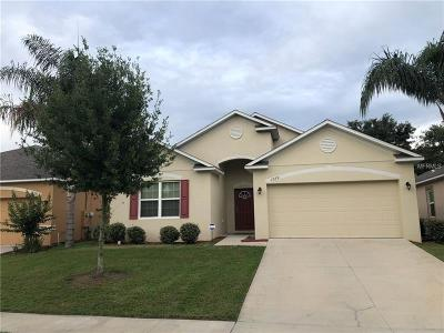 Tavares Single Family Home For Sale: 2370 Norwood Place