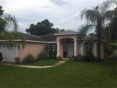 Deltona Single Family Home For Sale: 2771 Sadler Lane