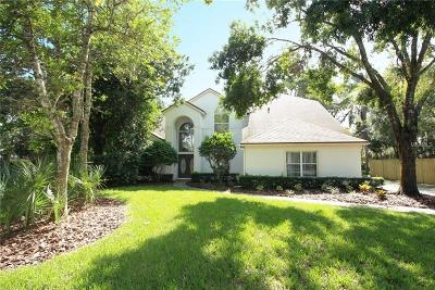 Oviedo Single Family Home For Sale: 770 High Grove Park Court