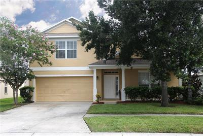 Single Family Home For Sale: 2007 Ribbon Falls Parkway