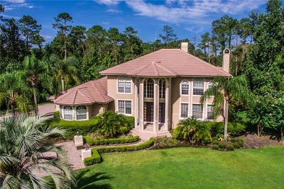 Longwood Single Family Home For Sale: 272 Vista Oak Drive