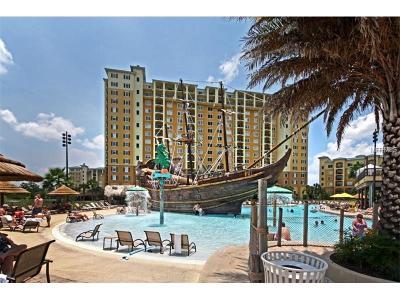 Orlando Condo For Sale: 8101 Resort Village Drive #3403
