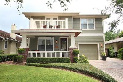 Orlando Single Family Home For Sale: 729 Delaney Park Drive